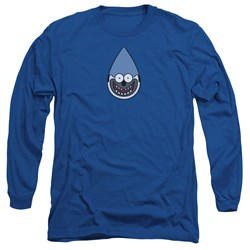 Regular Show - Mens Mordecai Long Sleeve T-Shirt