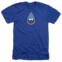 Regular Show - Mens Mordecai Heather T-Shirt