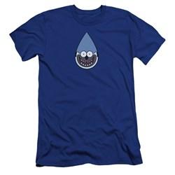 Regular Show - Mens Mordecai Premium Slim Fit T-Shirt