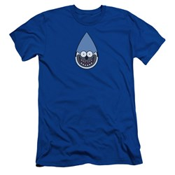 Regular Show - Mens Mordecai Slim Fit T-Shirt
