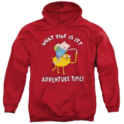 Adventure Time - Mens Ride Bump Pullover Hoodie