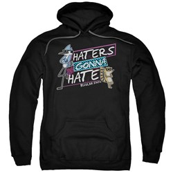 Regular Show - Mens Haters Gonna Hate Pullover Hoodie