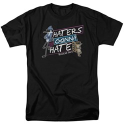 Regular Show - Mens Haters Gonna Hate T-Shirt