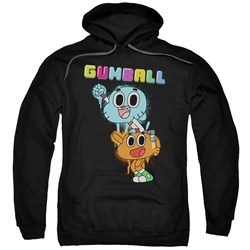 Amazing World Of Gumball - Mens Gumball Spray Pullover Hoodie