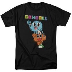 Amazing World Of Gumball - Mens Gumball Spray T-Shirt