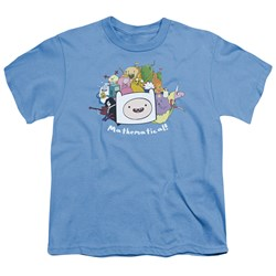 Adventure Time - Youth Mathematical T-Shirt