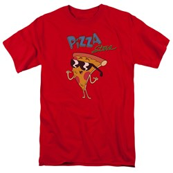 Uncle Grandpa - Mens Pizza Steve T-Shirt