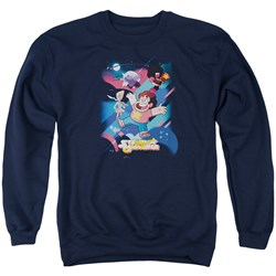 Steven Universe - Mens Group Shot Sweater