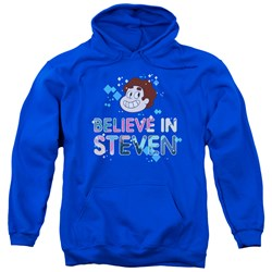 Steven Universe - Mens Believe Pullover Hoodie