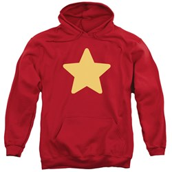 Steven Universe - Mens Star Pullover Hoodie