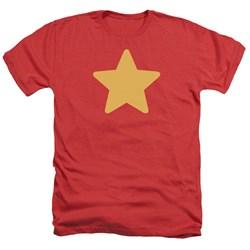 Steven Universe - Mens Star Heather T-Shirt