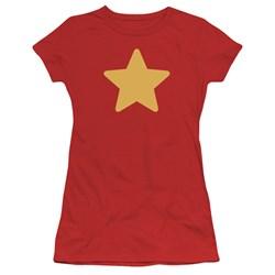 Steven Universe - Juniors Star T-Shirt