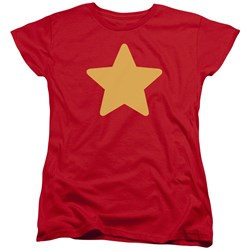 Steven Universe - Womens Star T-Shirt