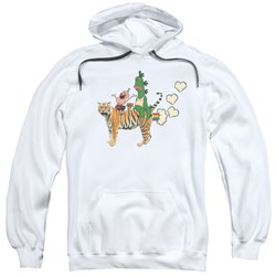Uncle Grandpa - Mens Fart Hearts Pullover Hoodie
