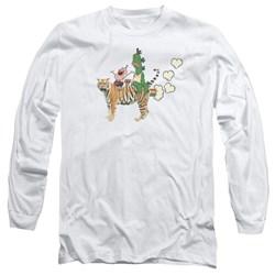 Uncle Grandpa - Mens Fart Hearts Long Sleeve T-Shirt