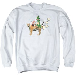 Uncle Grandpa - Mens Fart Hearts Sweater