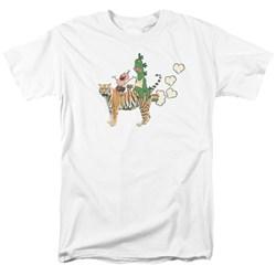 Uncle Grandpa - Mens Fart Hearts T-Shirt