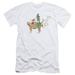 Uncle Grandpa - Mens Fart Hearts Slim Fit T-Shirt