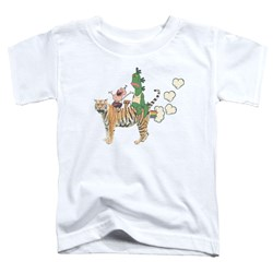 Uncle Grandpa - Toddlers Fart Hearts T-Shirt