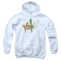 Uncle Grandpa - Youth Fart Hearts Pullover Hoodie