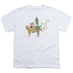 Uncle Grandpa - Youth Fart Hearts T-Shirt