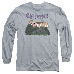Clarence - Mens Gang Long Sleeve T-Shirt