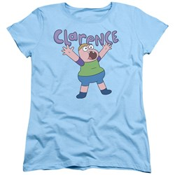 Clarence - Womens Whoo T-Shirt