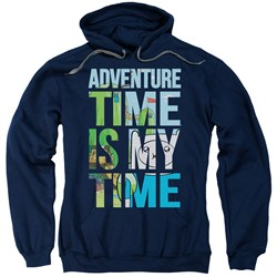 Adventure Time - Mens My Time Pullover Hoodie