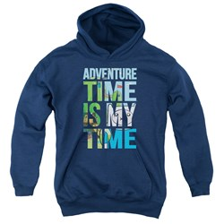 Adventure Time - Youth My Time Pullover Hoodie