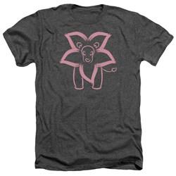 Steven Universe - Mens Lion Heather T-Shirt