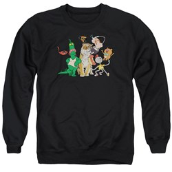 Uncle Grandpa - Mens Group Sweater