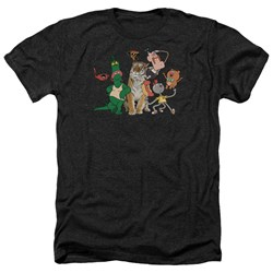 Uncle Grandpa - Mens Group Heather T-Shirt