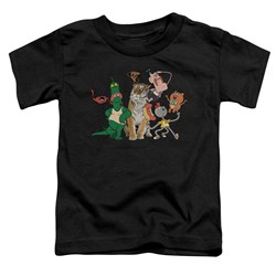 Uncle Grandpa - Toddlers Group T-Shirt