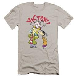 Ed Edd N Eddy - Mens Victory Premium Slim Fit T-Shirt