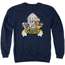 Amazing World Of Gumball - Mens Elmore Junior High Sweater