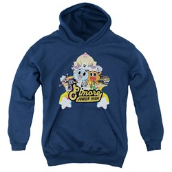 Amazing World Of Gumball - Youth Elmore Junior High Pullover Hoodie
