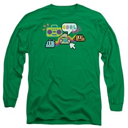 Amazing World Of Gumball - Mens Cool Oh Yeah Long Sleeve T-Shirt