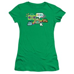 Amazing World Of Gumball - Juniors Cool Oh Yeah T-Shirt