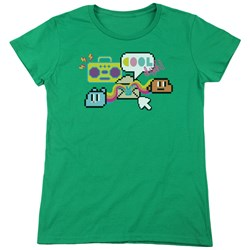 Amazing World Of Gumball - Womens Cool Oh Yeah T-Shirt
