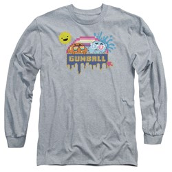 Amazing World Of Gumball - Mens Sunshine Long Sleeve T-Shirt