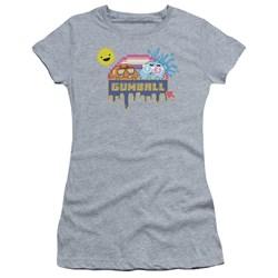 Amazing World Of Gumball - Juniors Sunshine T-Shirt