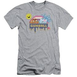 Amazing World Of Gumball - Mens Sunshine Slim Fit T-Shirt