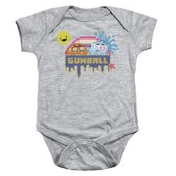 Amazing World Of Gumball - Toddler Sunshine Onesie
