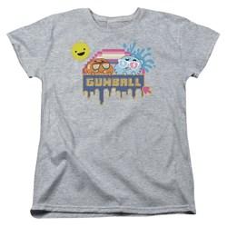 Amazing World Of Gumball - Womens Sunshine T-Shirt
