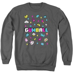 Amazing World Of Gumball - Mens Fun Drops Sweater