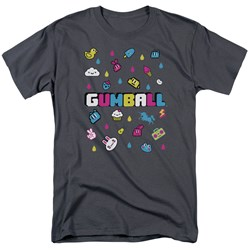 Amazing World Of Gumball - Mens Fun Drops T-Shirt