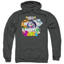 Amazing World Of Gumball - Mens Happy Place Pullover Hoodie