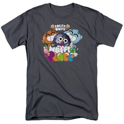 Amazing World Of Gumball - Mens Happy Place T-Shirt