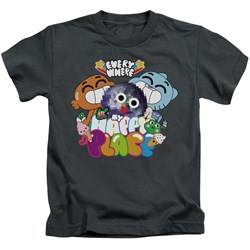 Amazing World Of Gumball - Youth Happy Place T-Shirt