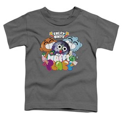 Amazing World Of Gumball - Toddlers Happy Place T-Shirt
